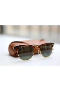 Rayban 3016 Clubmaster Model Alacalı Kahve Gold Yeni Sezon Güneş Gözlüğü