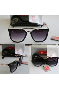 Rayban Güneş Gözlüğü Bayan Trend Model Siyah Cam Gözlük