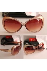Rayban Kelebek Rus Model Kahverengi Cam Bayan Güneş Gözlük