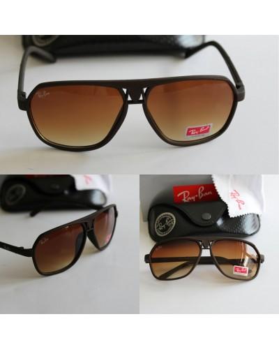 Ray-Ban 4126 Cat Model Kahverengi Unisex Güneş Gözlüğü