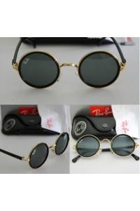 Rayban John Lennon Gold Luxury Model Güneş Gözlüğü