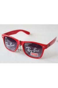 Rayban RB 2140 Polarize Cam Kırmızı Güneş Gözlüğü
