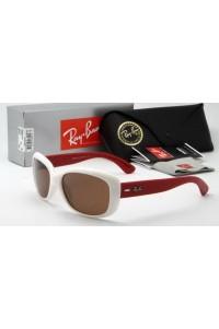 Rayban Güneş Gözlükleri RB4101 Beyaz Kırmızı NEW 2013